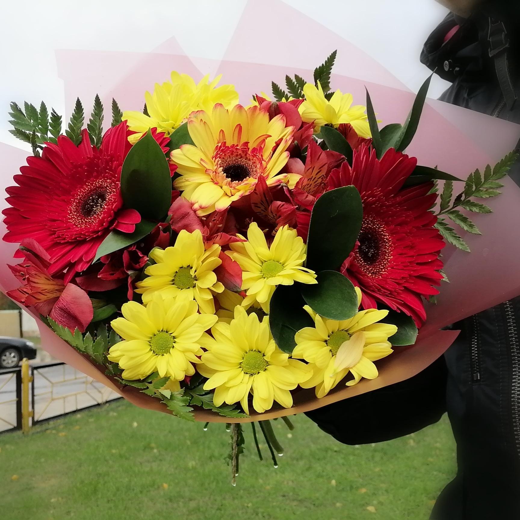 Купить цветы в нижневартовске цены