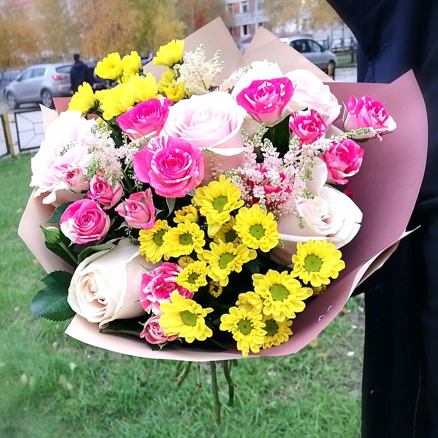 Купить цветы в нижневартовске цены, цветочных букетов
