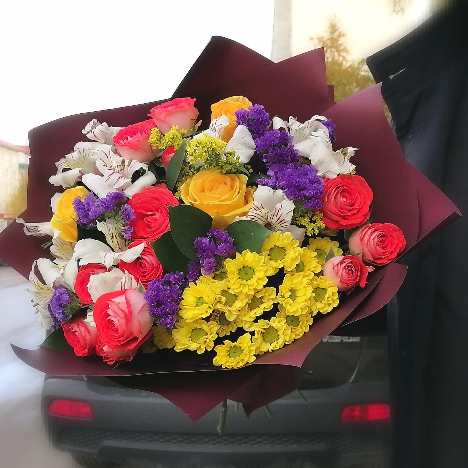 Купить цветы в нижневартовске цены, заказ