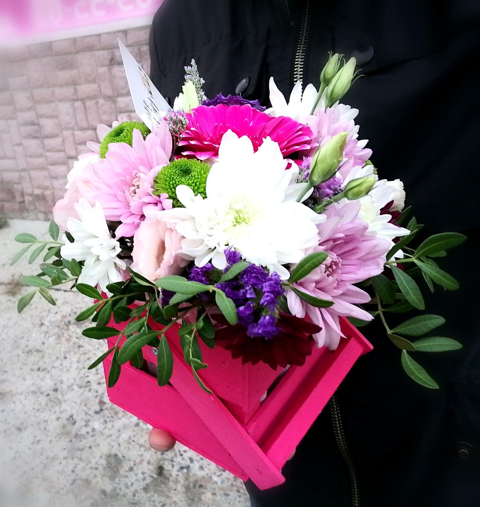 Доставка цветов г днепродзержинск, букет невесты тюльпанов