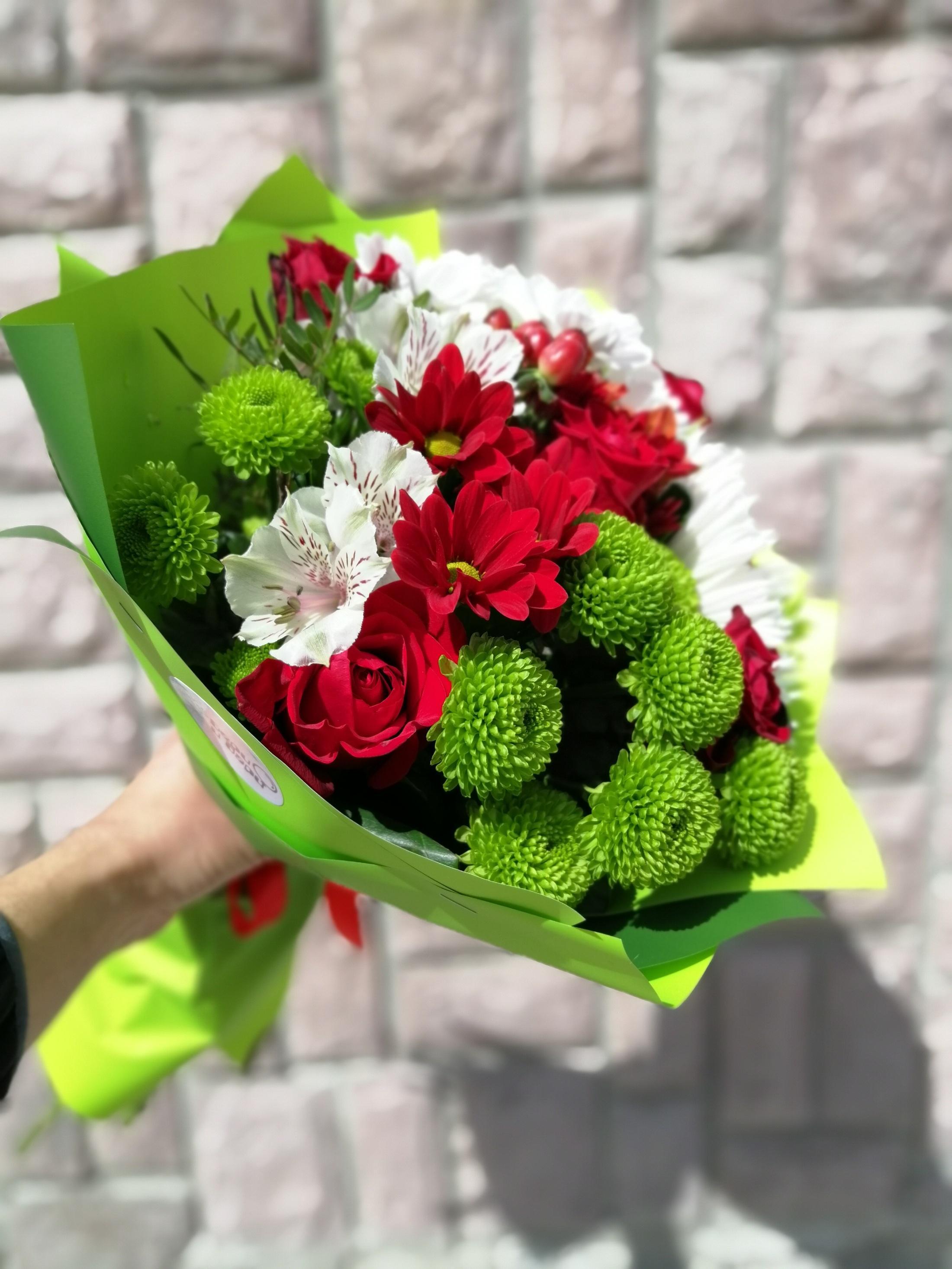 Доставка цветов няндома, букет
