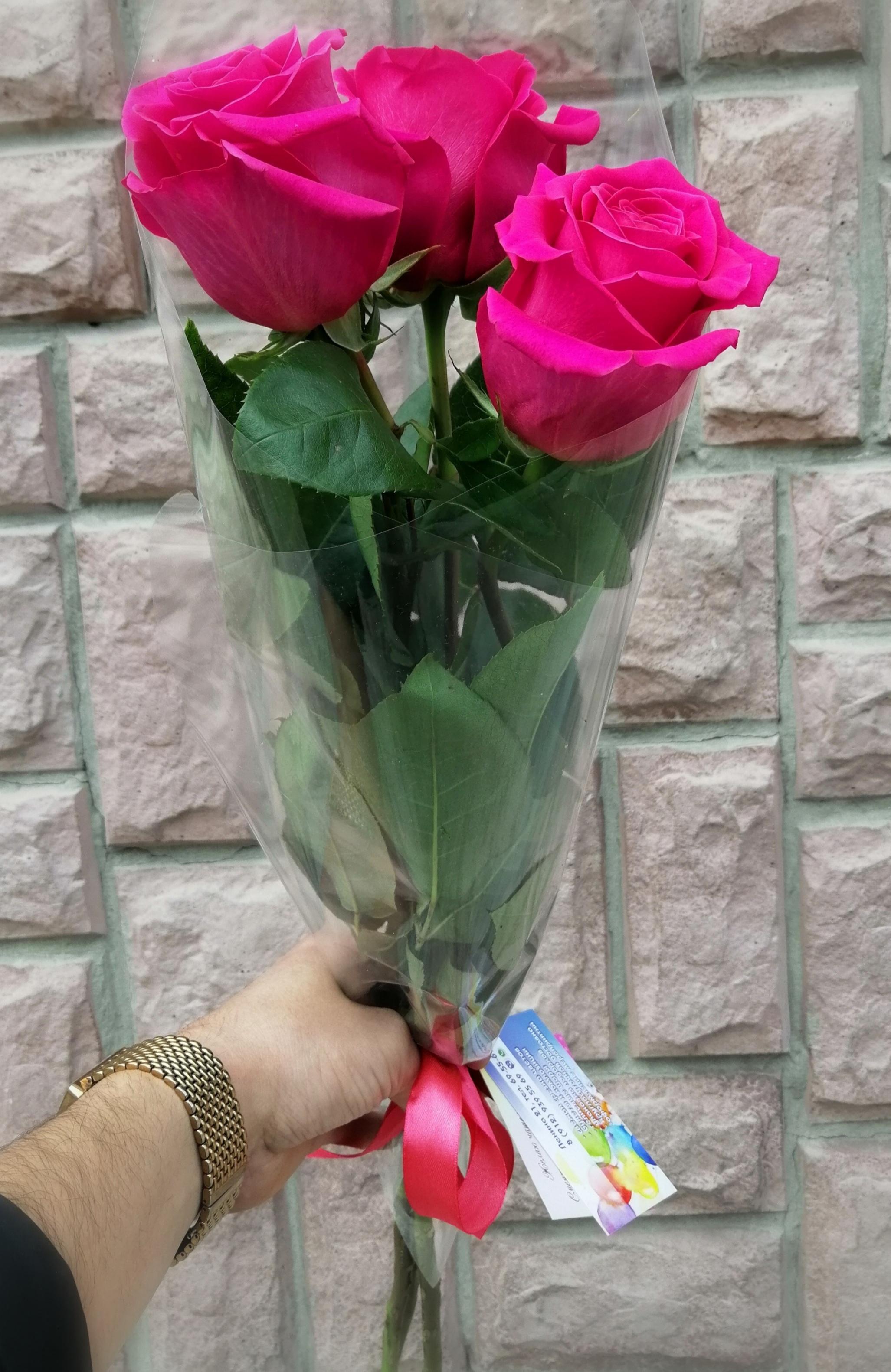 Букет из 23 роз своими руками фото, купить