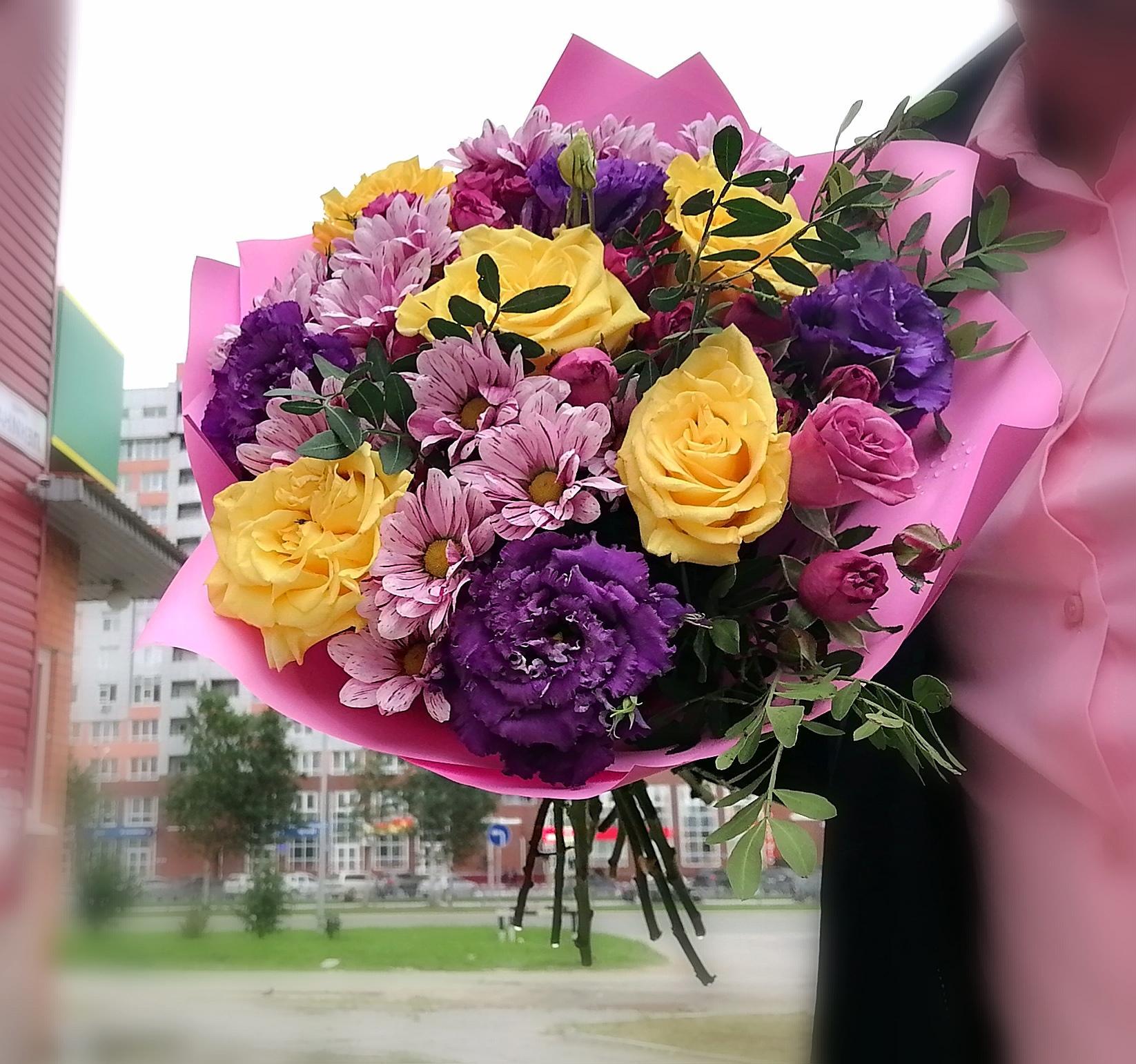 Доставка цветов в г астане, цветов