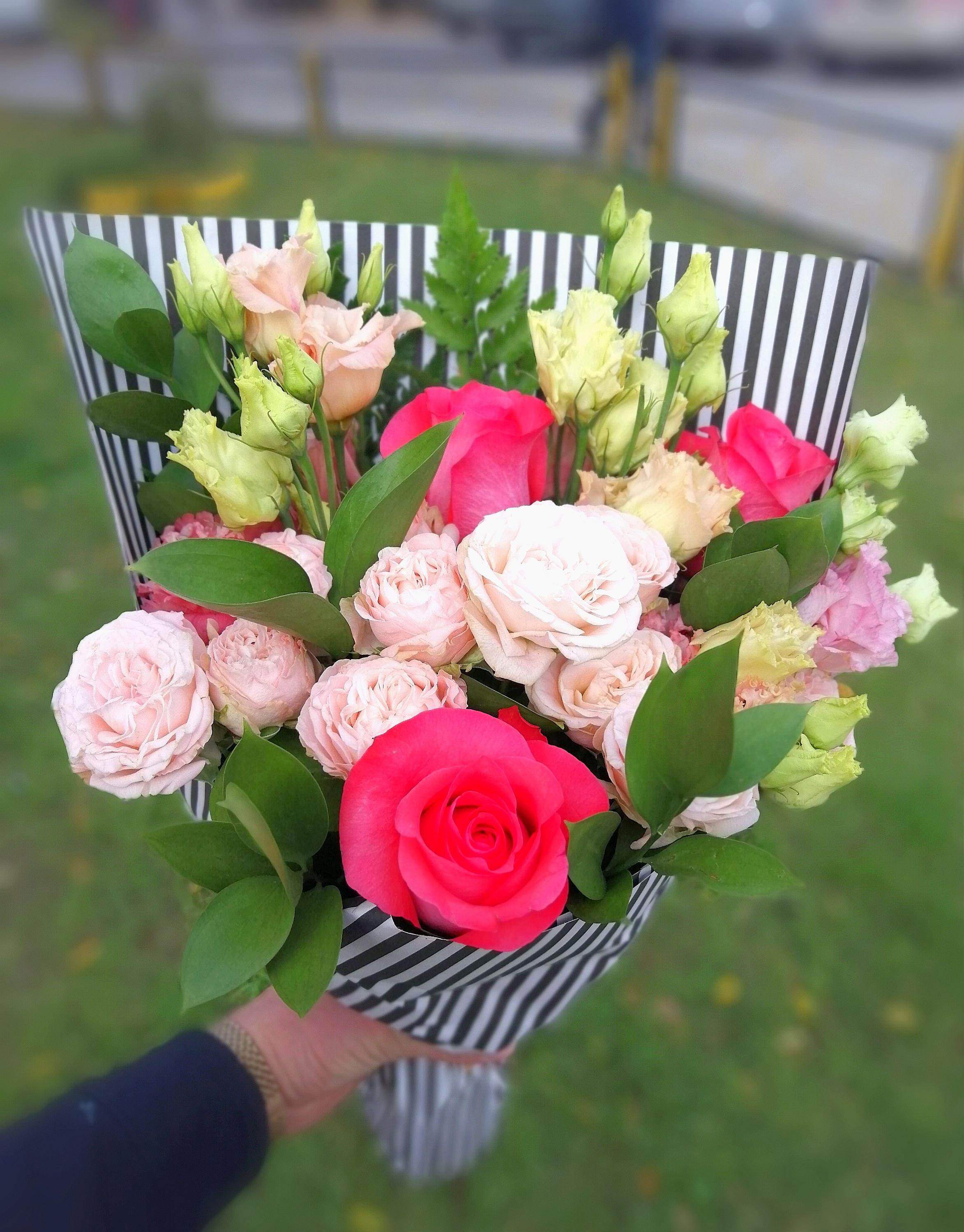 Букет, доставка цветов г днепродзержинск